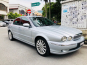 06/10 JAGUAR X TYPE 2.1 (A)