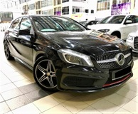 2013 MERCEDES-BENZ A250 2.0 (A) LOCAL SPORT AMG VERSION GOOD CONDITION