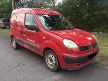 2007 RENAULT KANGOO 1.5L DIESEL GOOD CONDITION