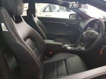 2009 MERCEDES-BENZ E-CLASS E350 AMG COUPE W207