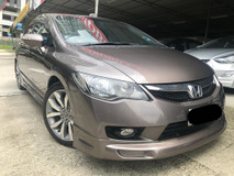 2011 HONDA CIVIC 2.0 AT NEW FACELIFT TIP TOP 1 OWNER