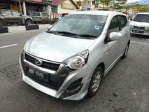 2015 PERODUA AXIA 1.0 G FULL Spec(MANUAL)2015 Only 1 UNCLE Owner, 24K Mileage, TIPTOP, ACCIDENT-Free, with LEATHER Seat, 2 AIRBEGs & PERODUA RECORD