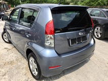 2010 PERODUA MYVI 1.3 EZI (A) 1 OWNER FACELIFT MODEL AIRBAGS ABS SYSTEM