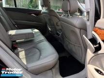 2005 MERCEDES-BENZ E-CLASS E240 - W211 2.6L (A) 1 OWNER POWERFUL ENGINE CHEAP IN TOWN CASH PRICE