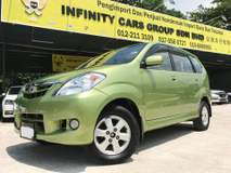 2009 TOYOTA AVANZA 1.3E 1 OWNER VERY NICE INTERIOR SUITABLE FOR FAMILY USE