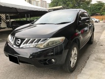2009 NISSAN MURANO 2.5 Premium Full Spec ( Register 2013 )