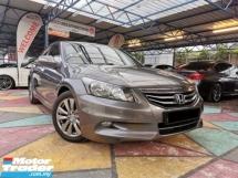 2012 HONDA ACCORD Honda Accord 2.4 VTi-L FullSpec(A)LowMiles WRRANTY