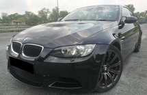 2012 BMW M3 E92 4.0 (A) COUPE SPORT VERSION LIMITED EDITION