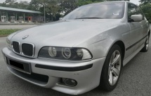2000 BMW 5 SERIES E39 523I 2.5 (A) ORIGINAL CONDITION TIPTOP CONDITION CASH DEAL