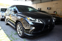 2012 LEXUS RX350 VERSION L -UNREG-