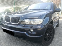 2005 BMW X5 X DRIVE 30I 3.0 (A) PREMIUM SUV KING TIPTOP CONDITION