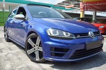 2014 VOLKSWAGEN GOLF  2.0 R (A) CBU UNDER WARRANTY