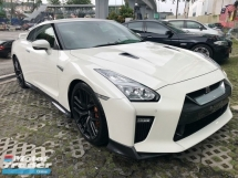 2016 NISSAN GT-R Unreg GTR BLACK EDITION 3.8 twin turbo coupe