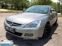 2006 HONDA ACCORD 2.4 (A) I-VTEC LEATHER