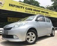 2007 PERODUA MYVI 1.3 EZI NICE PLATE OFFER CASH AND CARRY