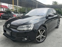 2013 VOLKSWAGEN JETTA 1.4 TSI (A) TURBO  PREMIUM SPORT RIMS TIPTOP CONDITION