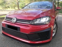 2015 VOLKSWAGEN GOLF 1.4 TSI (A) FULL R BODYKIT MK7 SPORT EDITION LOW MILEAGE ONE VVIP OWNER