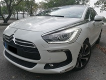 2015 CITROEN OTHER DS5 1.6T (A) TURBO PREMIUM SPORT EDITION ONE VVIP OWNER 100% ORIGINAL CONDITION