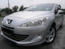 2014 PEUGEOT 408 2.0 (A) PREMIUM SPEC 100% ORIGINAL CONDITION LOW MILEAGE