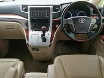 2010 TOYOTA VELLFIRE 3.5V (A) V6 FULL MODELISTA BODYKIT  LUXURY LEATHER SEATS DVD VVIP OWNER 100% ORIGINAL CONDITION