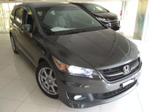 2013 HONDA STREAM RSZ S PACKAGE F/LIFT R/CAM KEYLESS UNREG