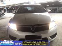 2012 PROTON PREVE 1.6 CVT TURBO REG 2013