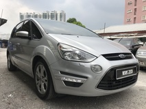 2012 FORD S-MAX 2.0 (A) ECOBOOST FullServiceRecord LowMileage !!!