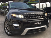 2012 LAND ROVER EVOQUE 2.0 TURBOCHARGED