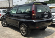 1999 HONDA BR-V TYPE R B16A DOHC RAV 4 LIMITED RARE COLLECTION MODEL CASH