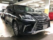 2016 LEXUS LX570 LX 570 5.7L V8 JAPAN DEMO UNIT