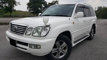 2008 TOYOTA LAND CRUISER 4.7 (A) SUNROOF PREMIUM  LEATHER ZX SUV KING OFF ROAD KING MARK LEVINSON HOME THEATER SOUND