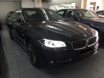 2014 BMW 5 SERIES 520I CKD Full Service Record (Actual Year Make 2014) Facelift