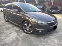 2007 HONDA STREAM RSZ 1.8 I VTEC PADDLE SHIFT
