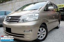 2006 TOYOTA ALPHARD 3.0 MZG 2PW/DR AUTOCURTAIN (A)