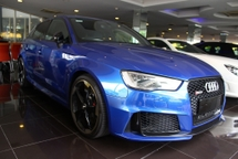 2015 AUDI RS3 2.5 QUATTRO -UNREG-