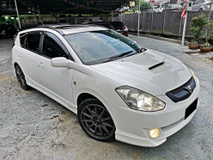 2005 TOYOTA CALDINA GT-FOUR N EDITION with Sunroof