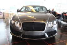 2013 BENTLEY GT COUPE 4.0 V8 MULLINER -UNREG-