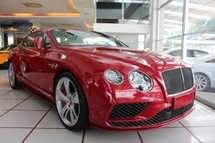 2015 BENTLEY GT SPEED COUPE 6.0 -UNREG-