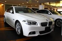 2016 BMW 5 SERIES 535I 3.0 M-SPORT FACELIFT