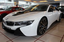 2016 BMW I8 1.5 HYBRID COUPE -UNREG-
