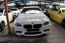 2013 BMW M5 TURBO 4.4 -UNREG-
