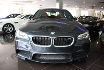 2014 BMW M5 TURBO 4.4 COMPETITION PACKAGE -UNREG-