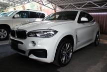2015 BMW X6 M 3.0 XDRIVE 35I M SPORT (F/L) -UNREG-