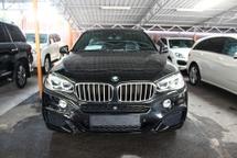 2015 BMW X6 M 3.0 XDRIVE 40D DIESEL M SPORT (F/L) -UNREG-