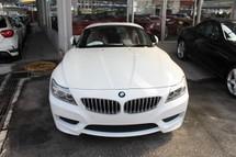2014 BMW Z4 SDRIVE 35I 3.0 M SPORT -UNREG-