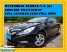 2011 HYUNDAI SONATA 2.0 CC FD SPEC GLS SUNROOF FULL LEATHER SEAT PUSH START