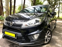 2015 PROTON IRIZ 1.6 EXECUTIVE AUTO FULL SERVICE LOW MILEAGE