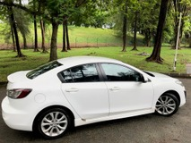 2010 MAZDA 3 SPORT 2.0 SDN PADDLE SWIFT LEATHER 1 OWNER
