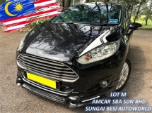 2015 FORD FIESTA 1.0 ECOBOOST (A) TURBO GDI HATCHBACK