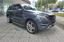 2012 MERCEDES-BENZ ML-CLASS ML350 AMG SPORT EDITION CBU IMPORTED NEW